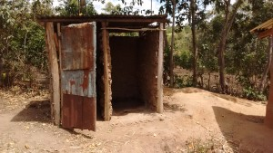 The Water Project : 7-kenya4744-latrines