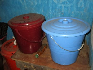 The Water Project:  Drinking Water Storage