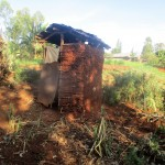 The Water Project: Wamuhila Community -  Latrine