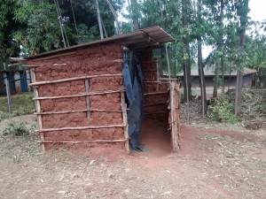 The Water Project : 8-kenya4719-latrine