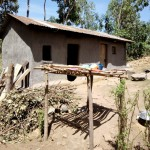 The Water Project: Shikoti Community B -  Households