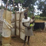 The Water Project: Futsi Fuvili Community A -  Household