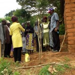 The Water Project: Katitu Community A -  Training