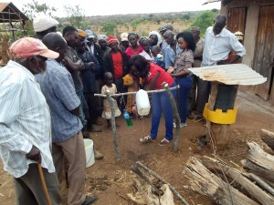 The Water Project : 8-kenya4759-training