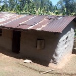 The Water Project: Elunyu Community, Saina Spring -  Household