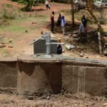 The Water Project: Mbindi Community C -  Finished Well
