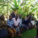 The Water Project: Eshiakhulo Community -  Training