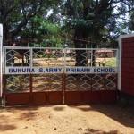 The Water Project: Bukura Primary School -  School Gate