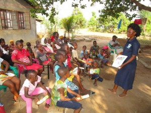 The Water Project : 1-sierraleone5110-training
