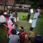 The Water Project: Mahanga Community -  Training