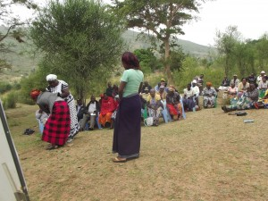 The Water Project : 10-kenya4782-training
