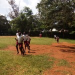 The Water Project: Bukura Primary School -  Playing Field