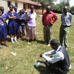The Water Project: Ebusiloli Primary School -  Solar Disinfection