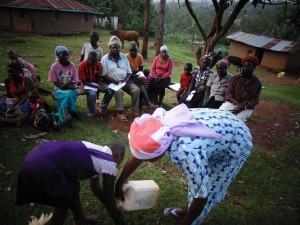 The Water Project : 11-kenya4720-training