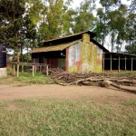 The Water Project: Mumias Central Primary School -  School Kitchen