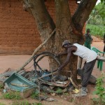 The Water Project: Kivani Community -  Household