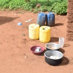 The Water Project: Ikulya Community -  Household Water Containers