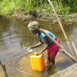 The Water Project: Mapeh Community -  Alternative Water Source