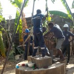 The Water Project: Word of Life Bilingual School -  Drilling