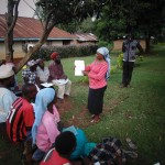 The Water Project: Mahanga Community -  Josephine Mugeha At The Training