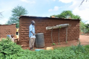 The Water Project:  Household Rainwater