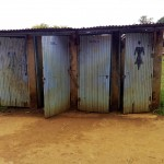 The Water Project: Mumias Central Primary School -  Latrines