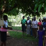 The Water Project: Murumba Community -  Training