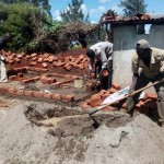 The Water Project : 17-kenya4653-latrine-construction