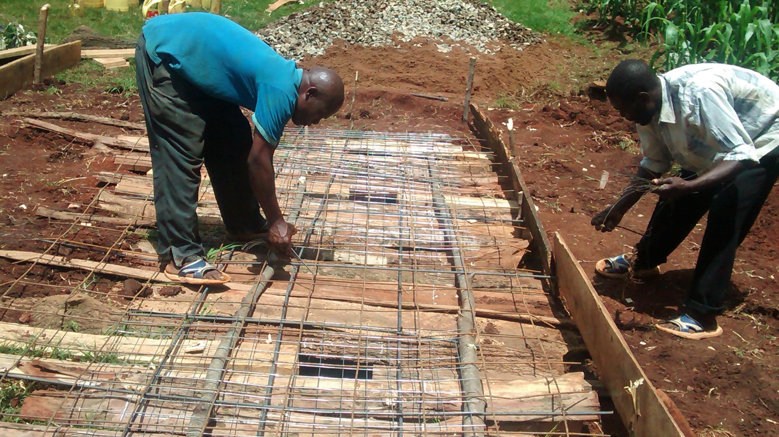 The Water Project Kenya Ebusiloli Primary School