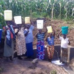 The Water Project: Eshiakhulo Community -  Clean Water