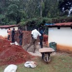The Water Project : 18-kenya4653-latrine-construction