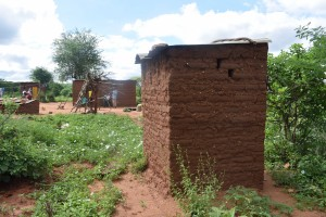 The Water Project:  Household Latrine