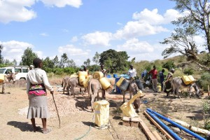 The Water Project:  Water For Construction