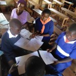 The Water Project: Ebusiloli Primary School -  Training