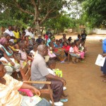 The Water Project: Victory Evangelical Church -  Training