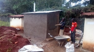The Water Project : 20-kenya4653-latrine-construction