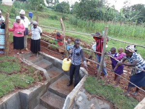 The Water Project : 20-kenya4720-demonstrations-at-the-spring