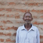 The Water Project: Ikulya Community -  Household Joseph Kitheka
