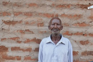 The Water Project:  Household Joseph Kitheka