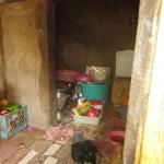 The Water Project: Rosint Community, 16 Gilbert Street -  Inside Kitchen