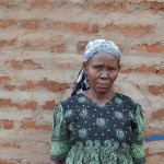 The Water Project: Ikulya Community -  Household Margaret Muliwa