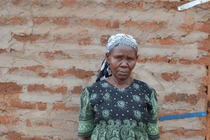 The Water Project:  Household Margaret Muliwa