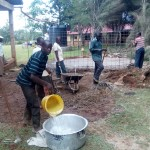 The Water Project : 22-kenya4653-tank-construction