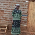 The Water Project: Ikulya Community A -  Household Margaret Muliwa
