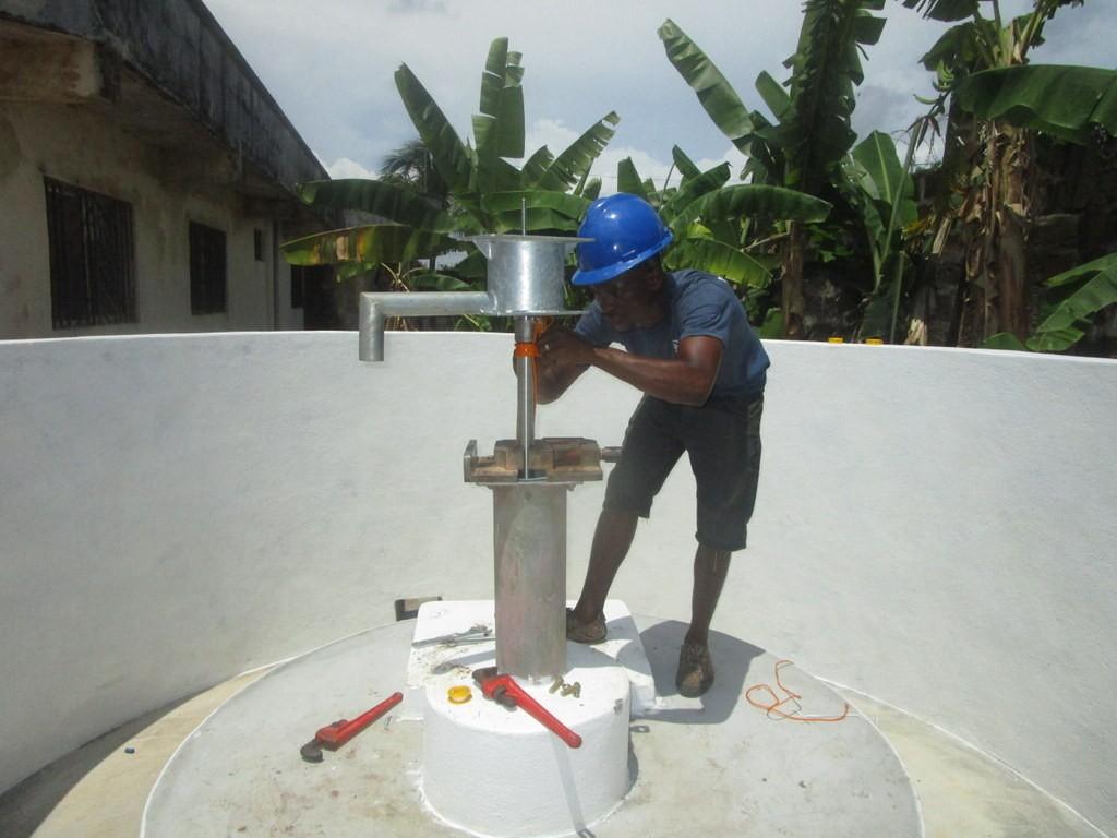 22 sierraleone5109 pump installation