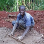 The Water Project : 23-kenya4720-sanitation-platform-construction