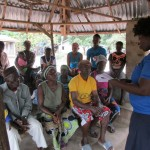 The Water Project: Rogbere Community -  Training