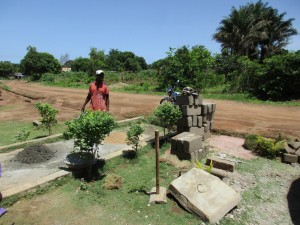 The Water Project : 24-sierraleone5110-well-pad