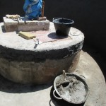 The Water Project: Tholmosor Community -  Well Pad