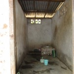 The Water Project: Rosint Community, 16 Gilbert Street -  Latrine